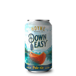 Down Easy Pale Ale 6 Pack Cans