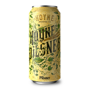 Hoyne Pilsner 4 Pack Tall Cans