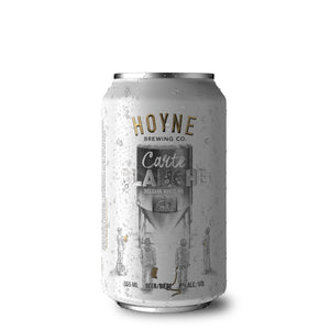 Carte Blanche Belgian White IPA 6 Pack Cans