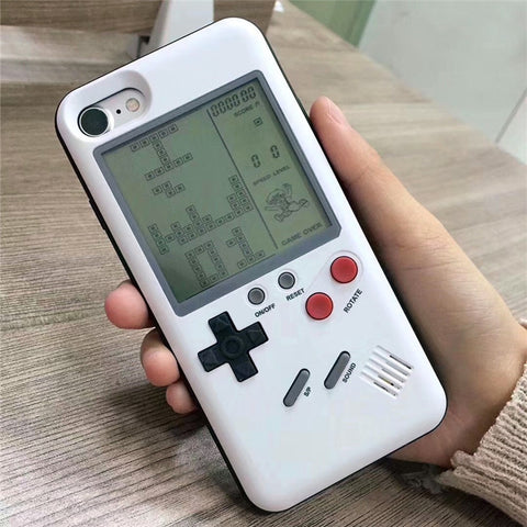 gameboy tetris iphone case