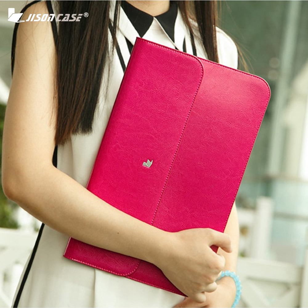Genuine Leather Macbook Sleeve