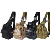 600D Tactical Shoulder Backpack - Camping Hiking Hunting