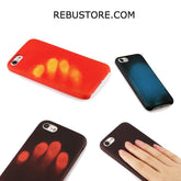 Thermal Responsive iPhone Case