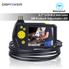 "2.7"" LCD Endoscope Inspection Camera - Professional Borescope"