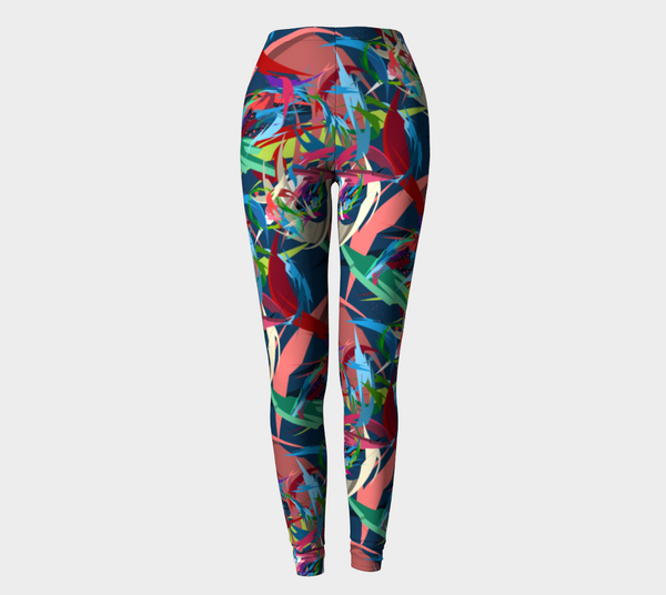 Third Dimension Leggings