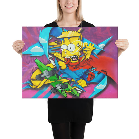 Bartman Canvas