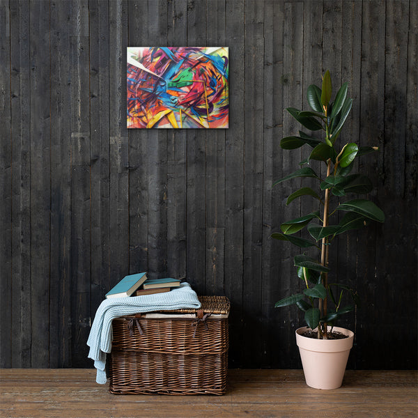 Epiphany Canvas print