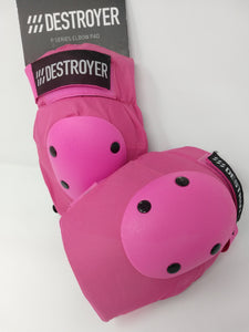 Coderas Destroyer Rosa talla L