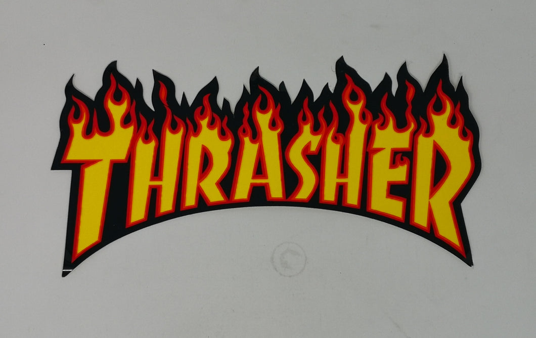 Sticker Trasher 26.5 cm