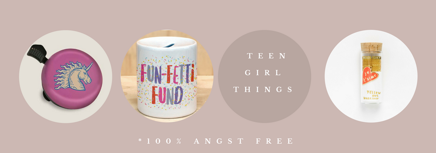 fun and unique gifts for teenage girls