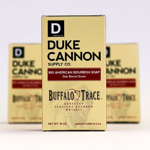 Duke Cannon big ass soap, unique gift, men's soap, veterans