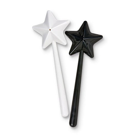 SALT+MAGIC Wand Salt and Pepper Shakers: Unique gift idea