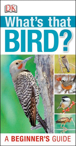 What's that Bird? - Great Gift For Kid's Exploring The Outdoors