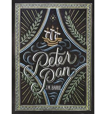Classic Book With Trendy Design - Peter Pan