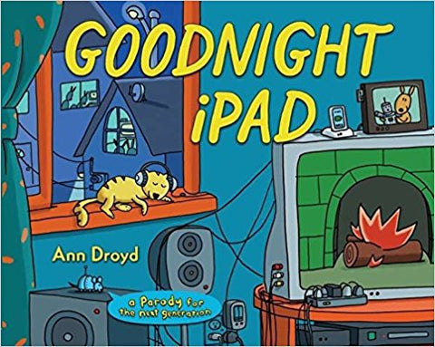 Quirky Fun Gift, Goodnight IPAD - Goodnight Moon Parody