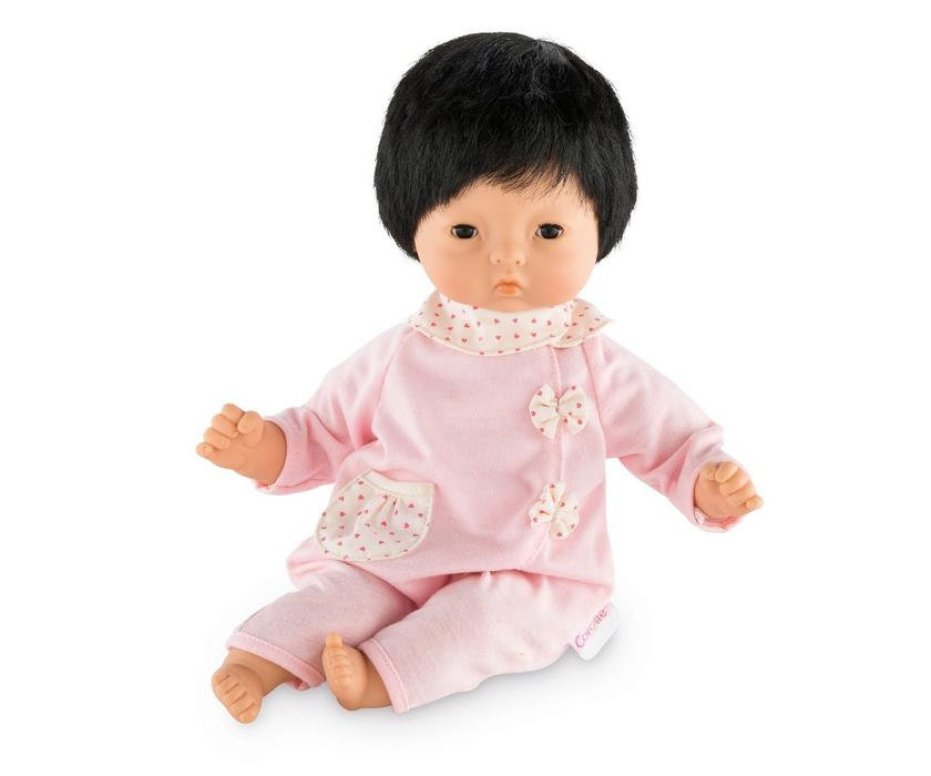 Corolle Asian Baby Doll - First Baby Doll - Toddler Gift