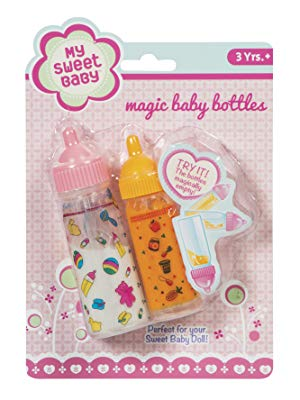 Magic Baby Bottles - Doll accessory