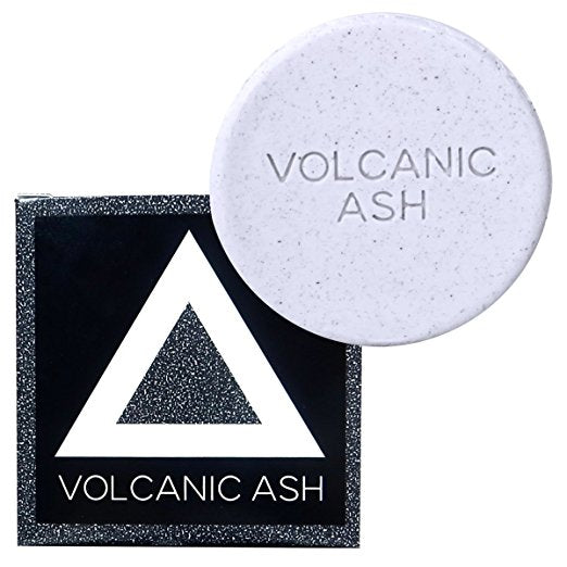 Hello Soap Volcanic Ash Bar Soap is a unique gift idea for men and women.