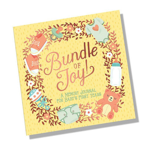 Guided Journal, Bundle of Joy