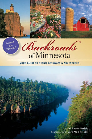 Backroads of Minnesota: unique gift idea