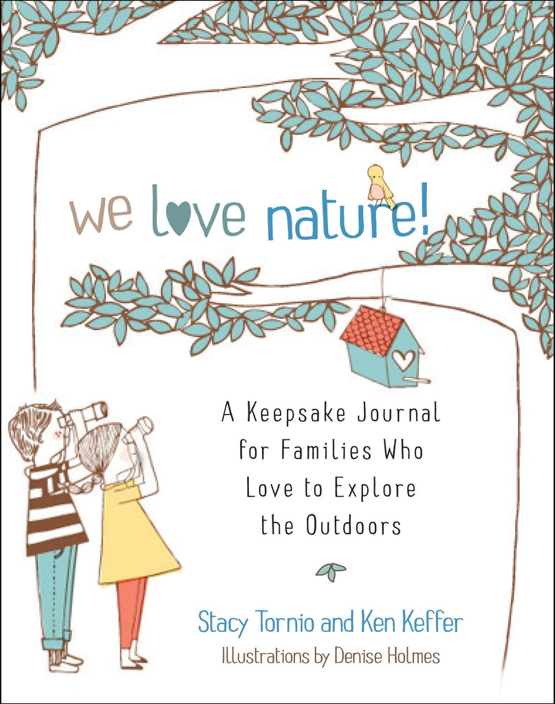 A Unique Keepsake Journal for Families Who Love to Explore the Outdoors