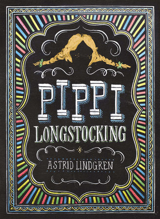 Pippi Longstocking - Great Gift for Teen and Tweens