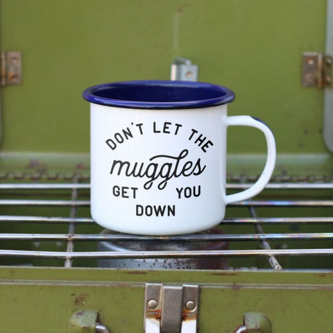 Harry Potter enamel mug