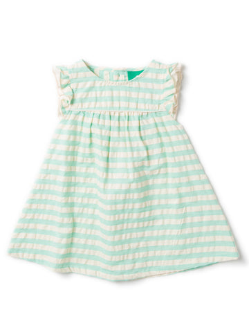 Trendy Kids Organic Cotton Frill Dress