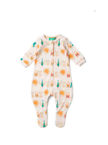 River Friends Babygrow Organic Baby Clothes