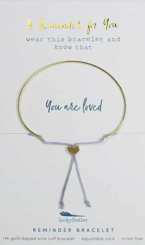 Reminder for you- You are loved
