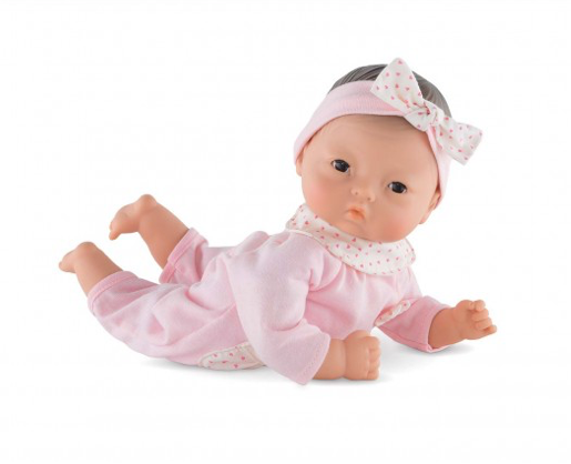 corolle asian baby doll Mila