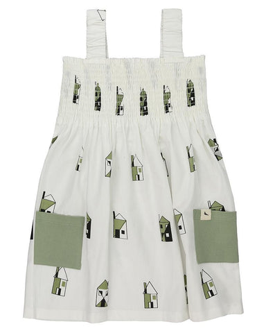Trendy Child's Sundress - Organic Kid's Clothing