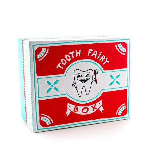 Tooth Fairy Box, unique gift, meaningful gift, keepsake