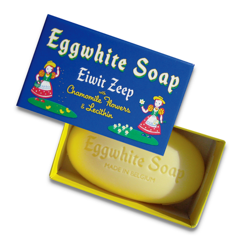 Eggwhite Facial Soap by Kala is a unique gift for every love