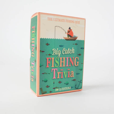 Fishing Trivia - Unique Gift