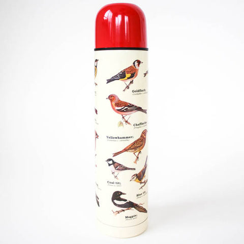Garden Bird Thermos - Unique Gift
