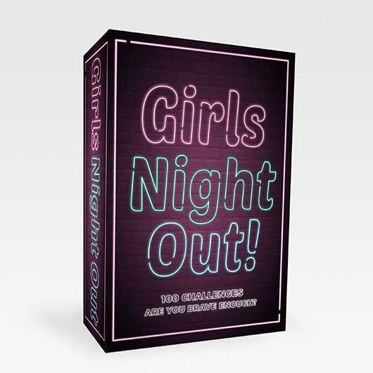 Girls Night Out Trivia - Bachelorette Party