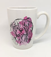 Cavalier King Charles Spaniel Dog Breed mug