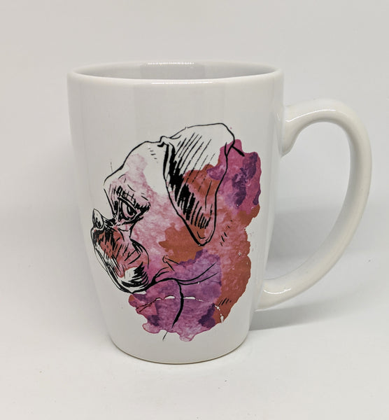 Boxer Dog Breed Mug