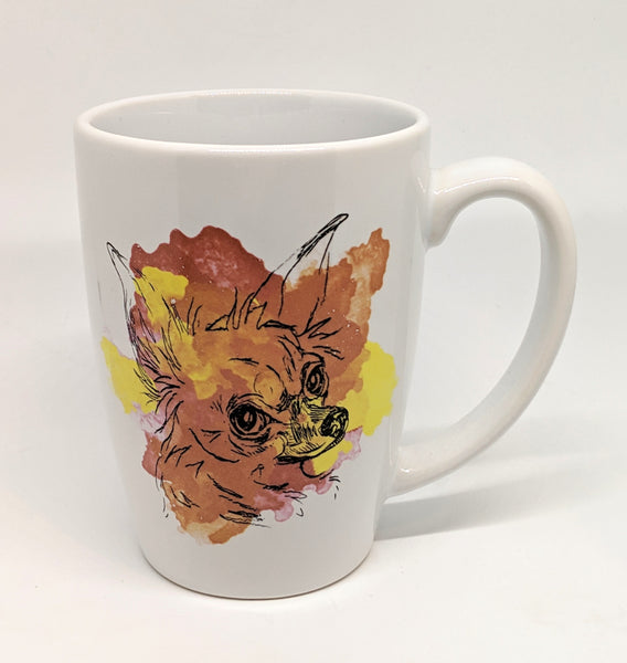Chihuahua Dog Breed mug