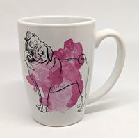 Pug Dog Breed Mug