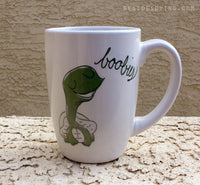 Dirty Dishes Rated G-- Turtle mug
