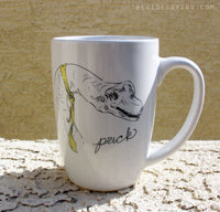 Dirty Dishes Dinosaurs-- Brachiosaurus Mug