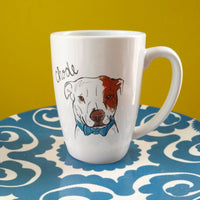 Dirty Dishes Bully Coffee Mug