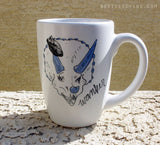 Dirty Dishes Dinosaurs-- Triceratops Mug