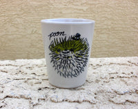Dirty Dishes Sea Creatures single shot glass