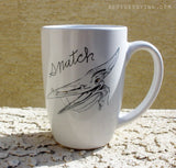 Dirty Dishes Dinosaurs-- Pteranodon Mug