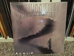 Solitude Aeturnus - Adagio (sealed vinyl)