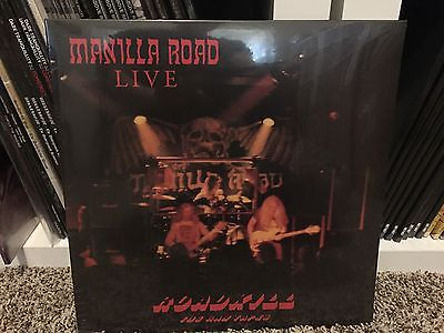 Manilla Road - Roadkill (oxblood vinyl)