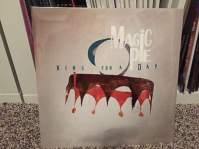 Magic Pie - King For A Day (black vinyl)